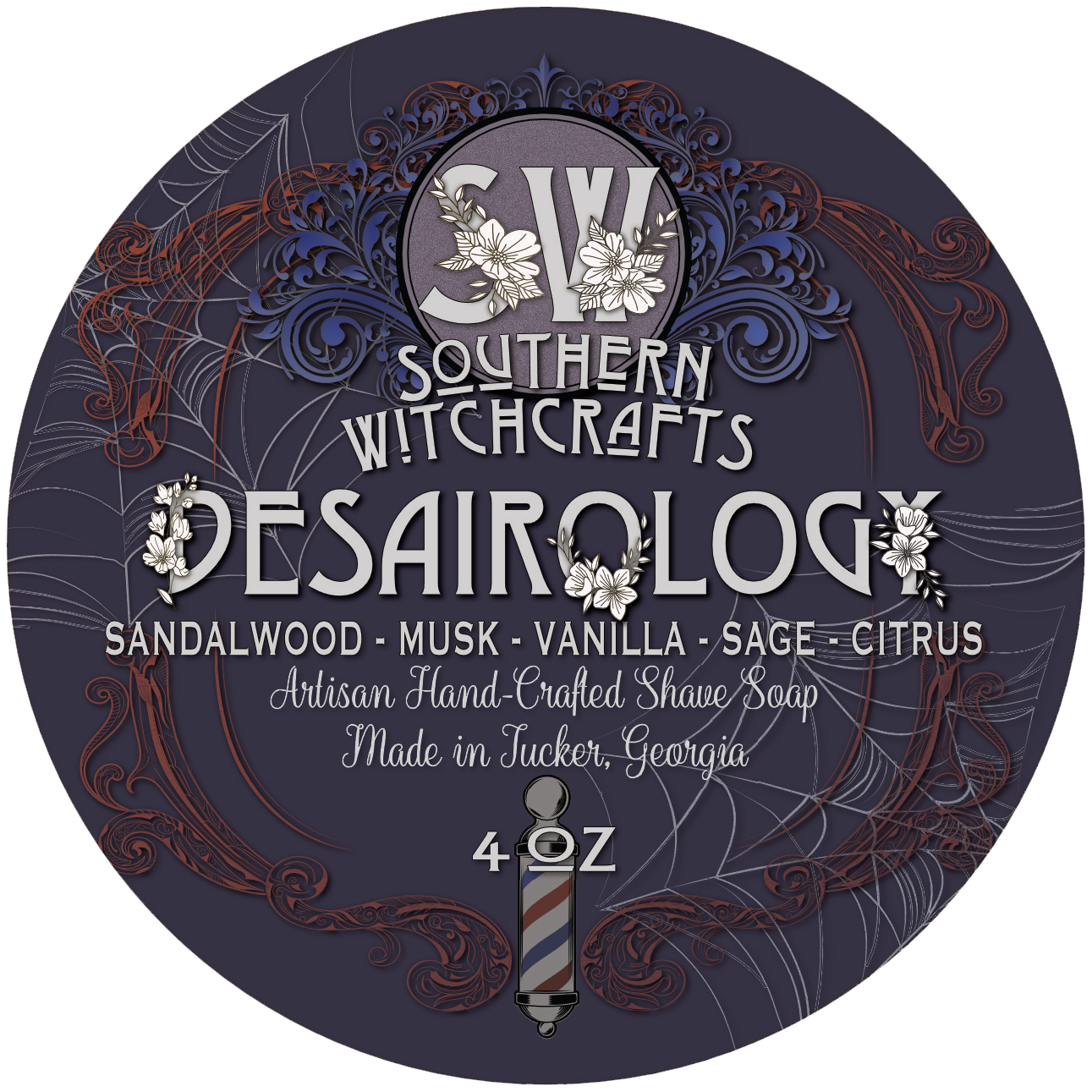 Southern Witchcrafts - Desairology - Soap (Vegan) image