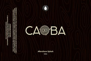 Oleo Soapworks - Caoba - Aftershave image