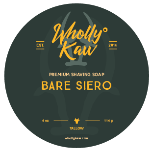 Wholly Kaw - Bare Siero - Soap image