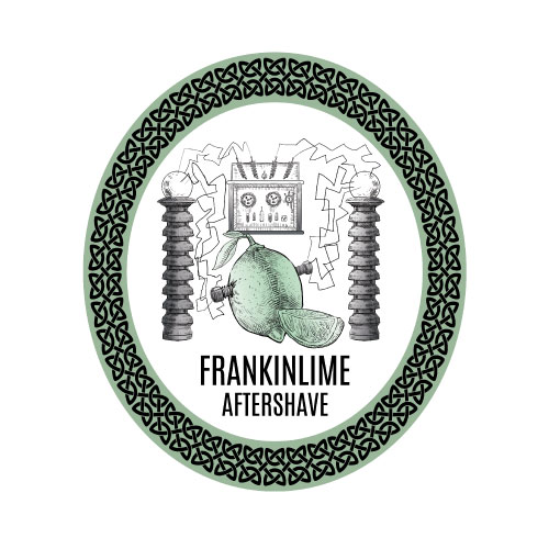 Maol Grooming - FrankinLime - Aftershave image