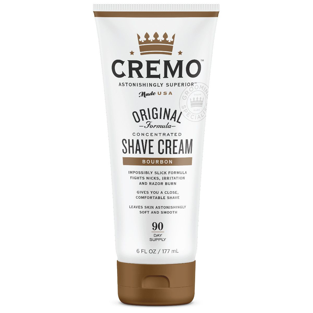 Cremo - Bourbon - Cream image