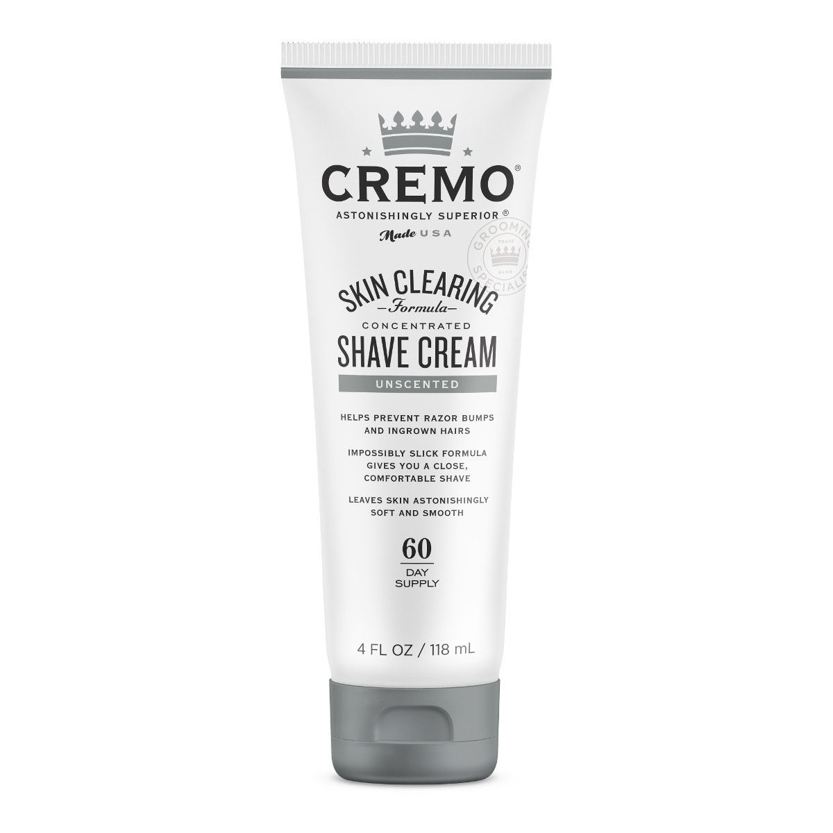 Cremo - Unscented - Cream image