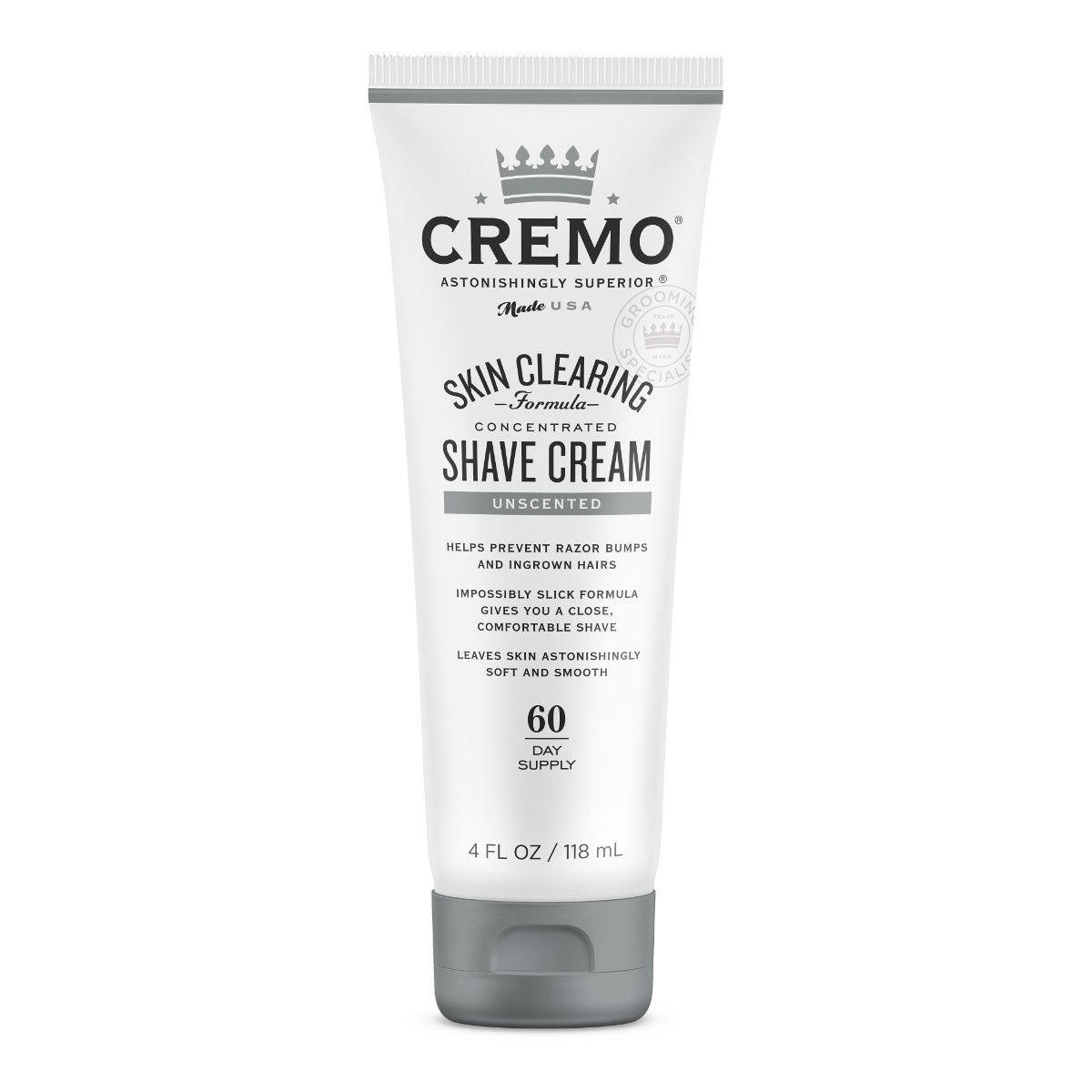 Cremo - Unscented - Cream image