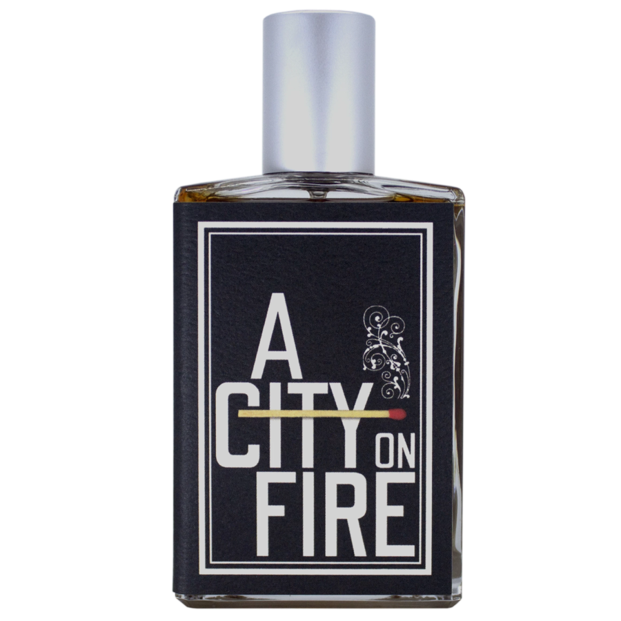 Imaginary Authors - A City On Fire - Eau de Parfum image