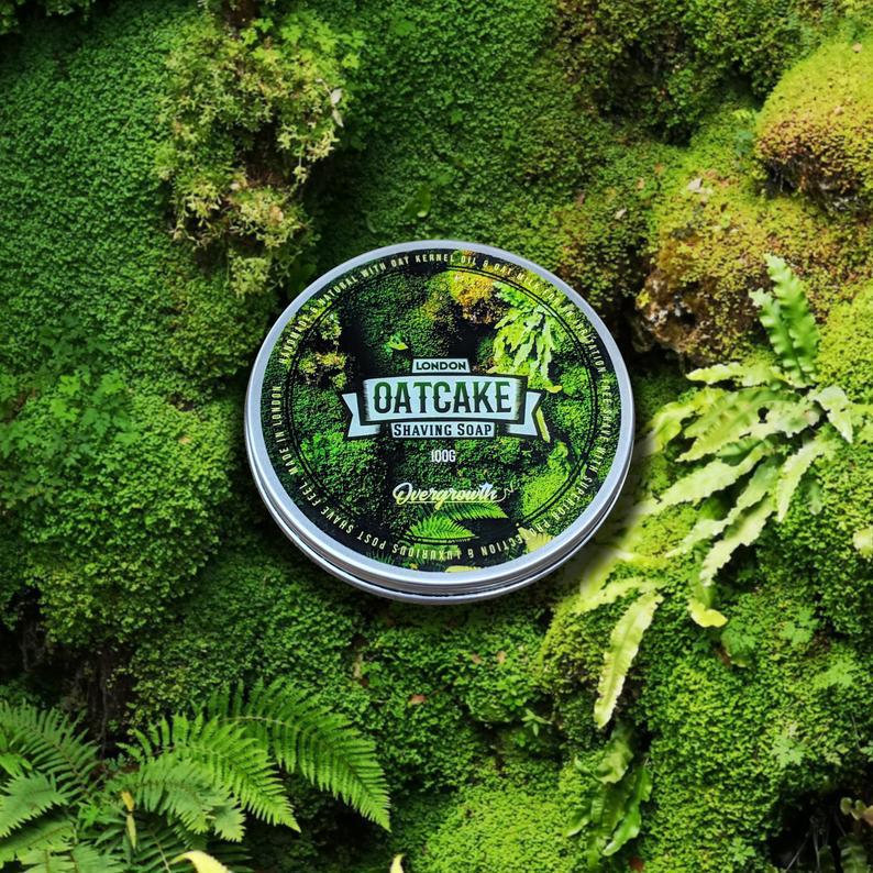 Oatcake - Overgrowth - Soap image