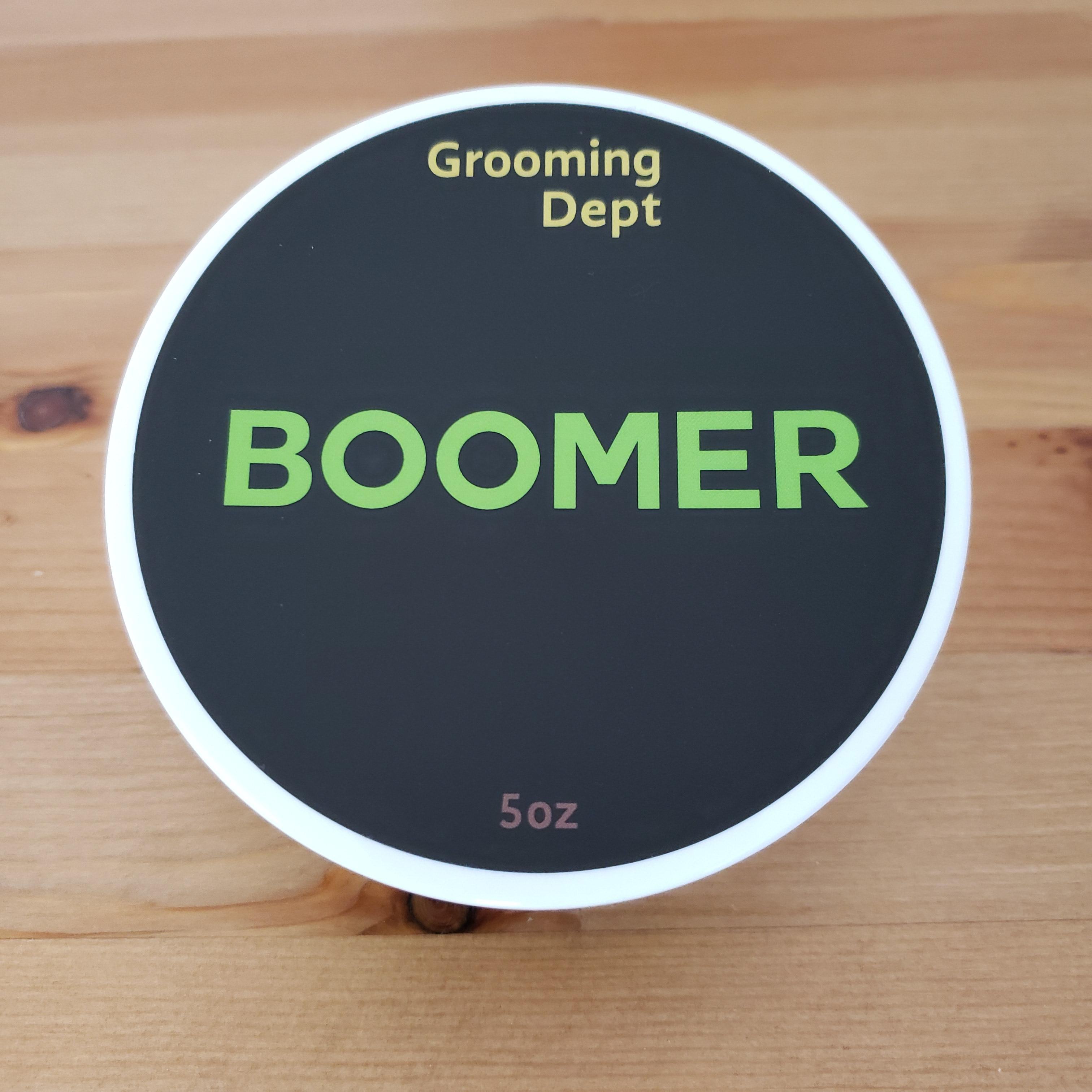 Grooming Dept - Boomer - Soap image