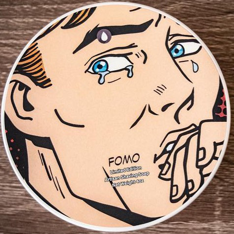 Chicago Grooming Co. (Formerly Oleo Soapworks) - FOMO - Soap image