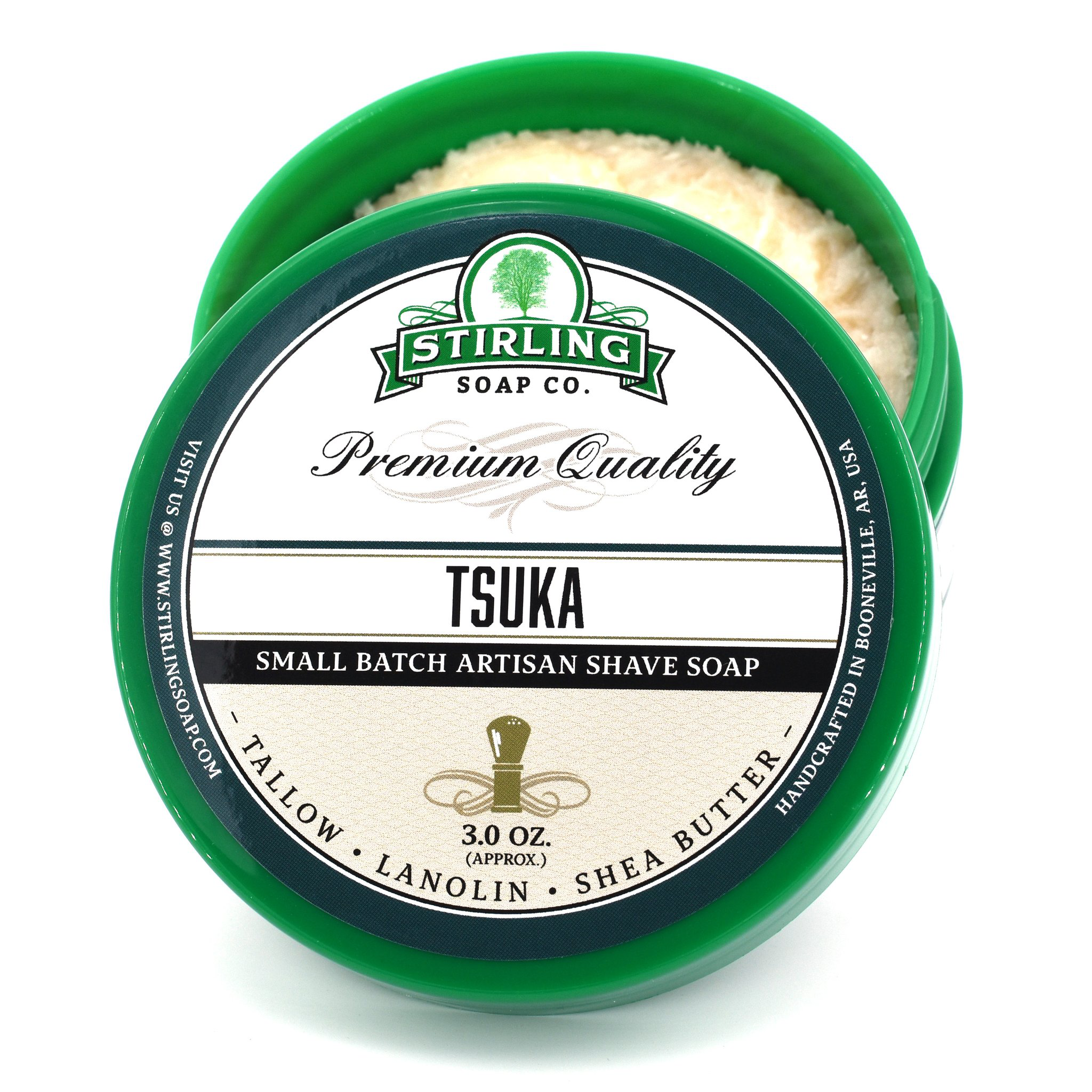 Stirling Soap Co. - Tsuka - Soap image