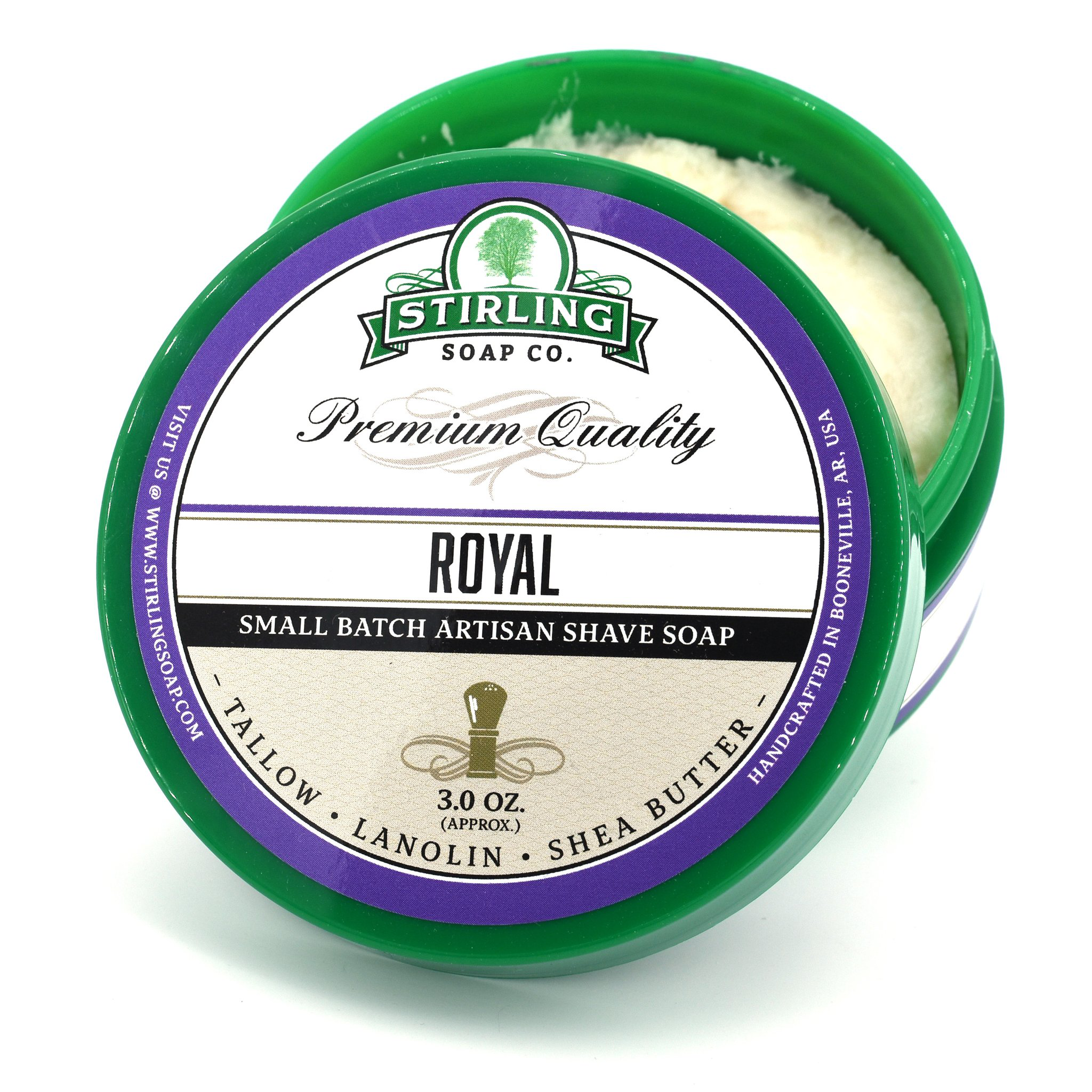 Stirling Soap Co. - Royal - Soap image