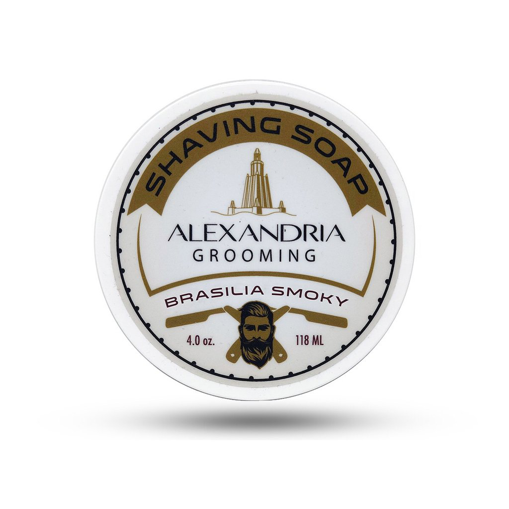 Alexandria Fragrances - Brasilia Smoky - Soap image