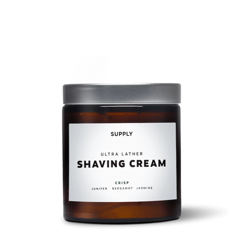 Supply - Ultra Lather Shaving Cream - Cream image