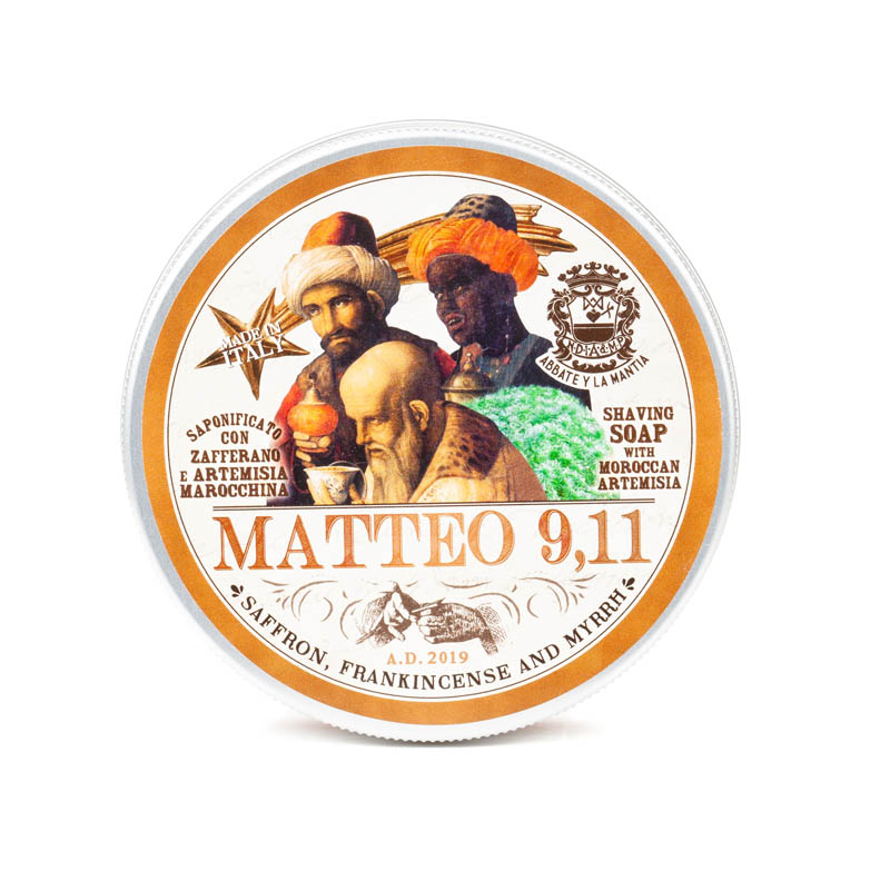 Abbate y La Mantia - Matteo 9,11 - Soap image