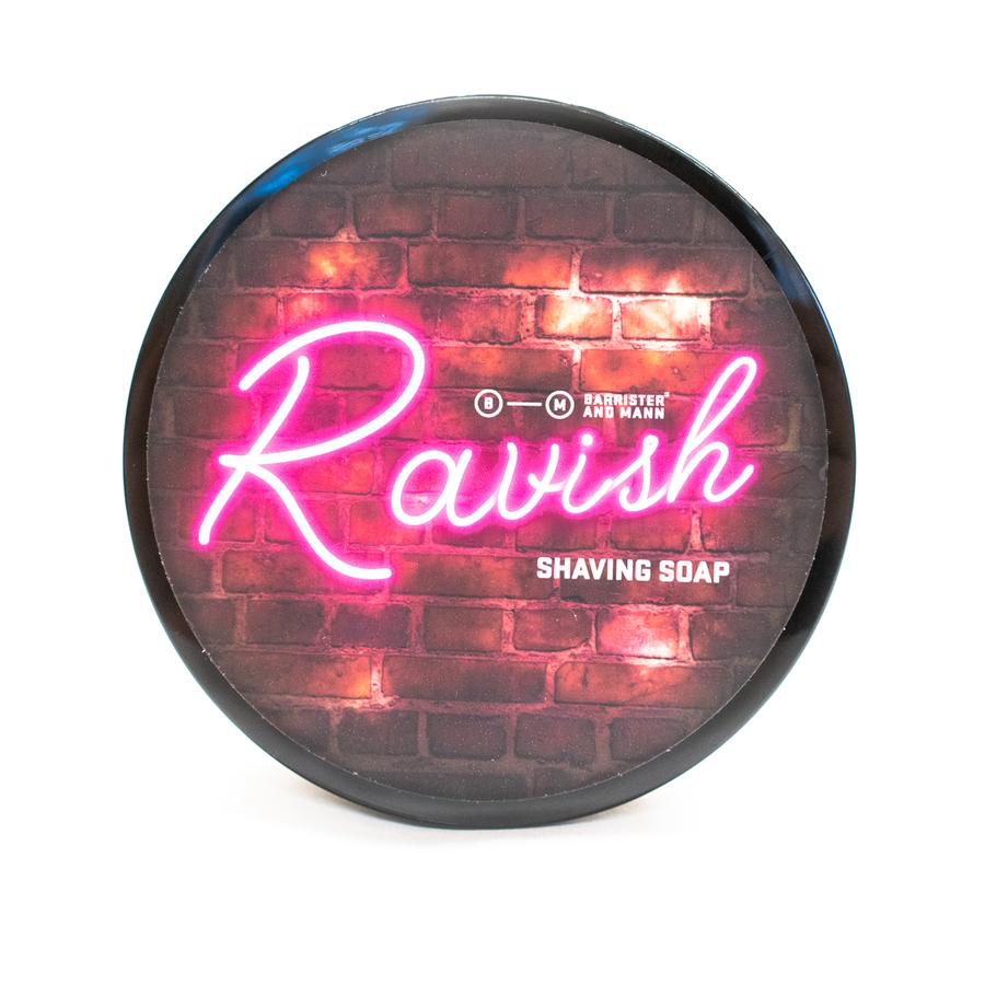 Barrister and Mann - Ravish - Soap image