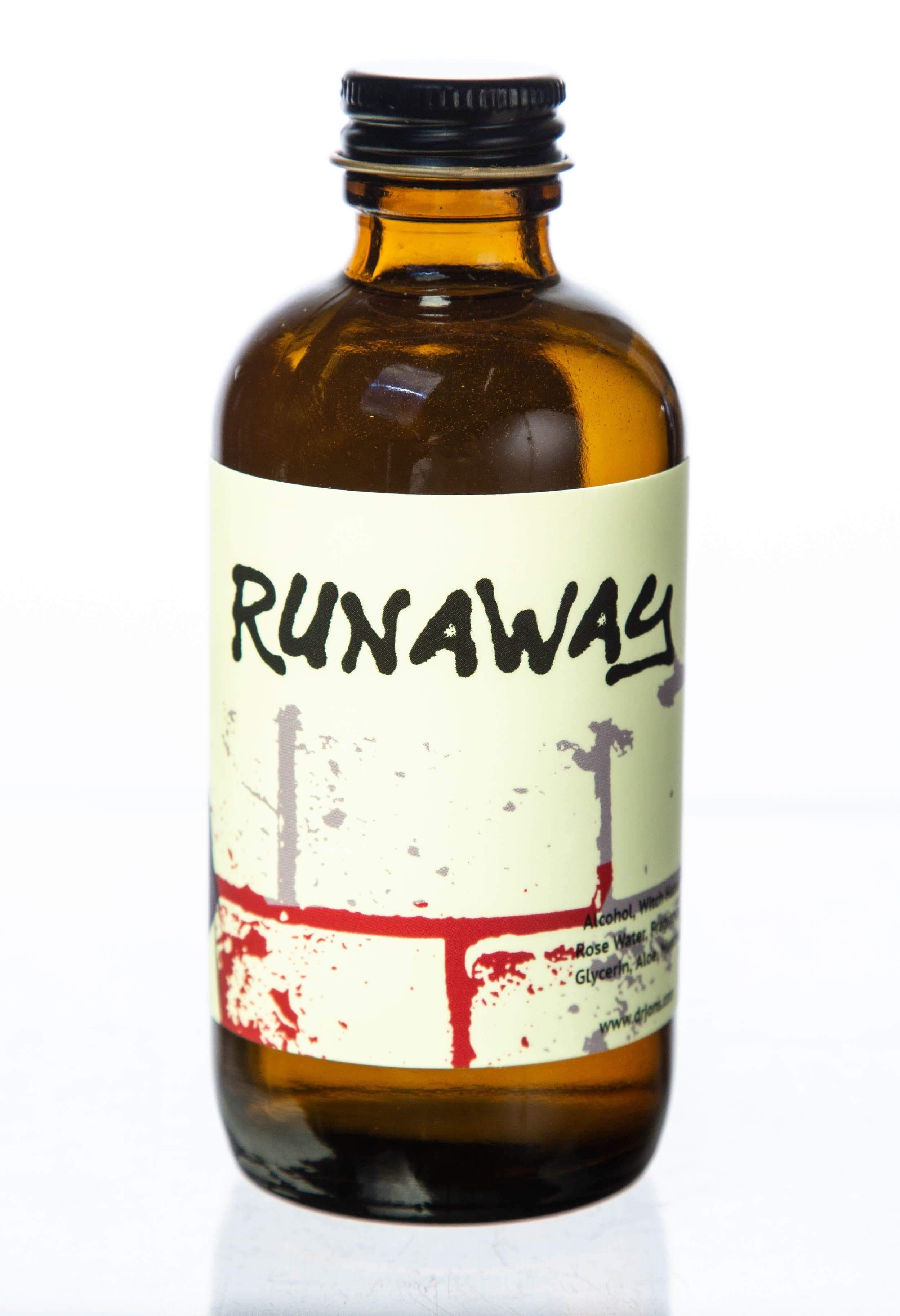 Dr. Jon's - Runaway - Splash image
