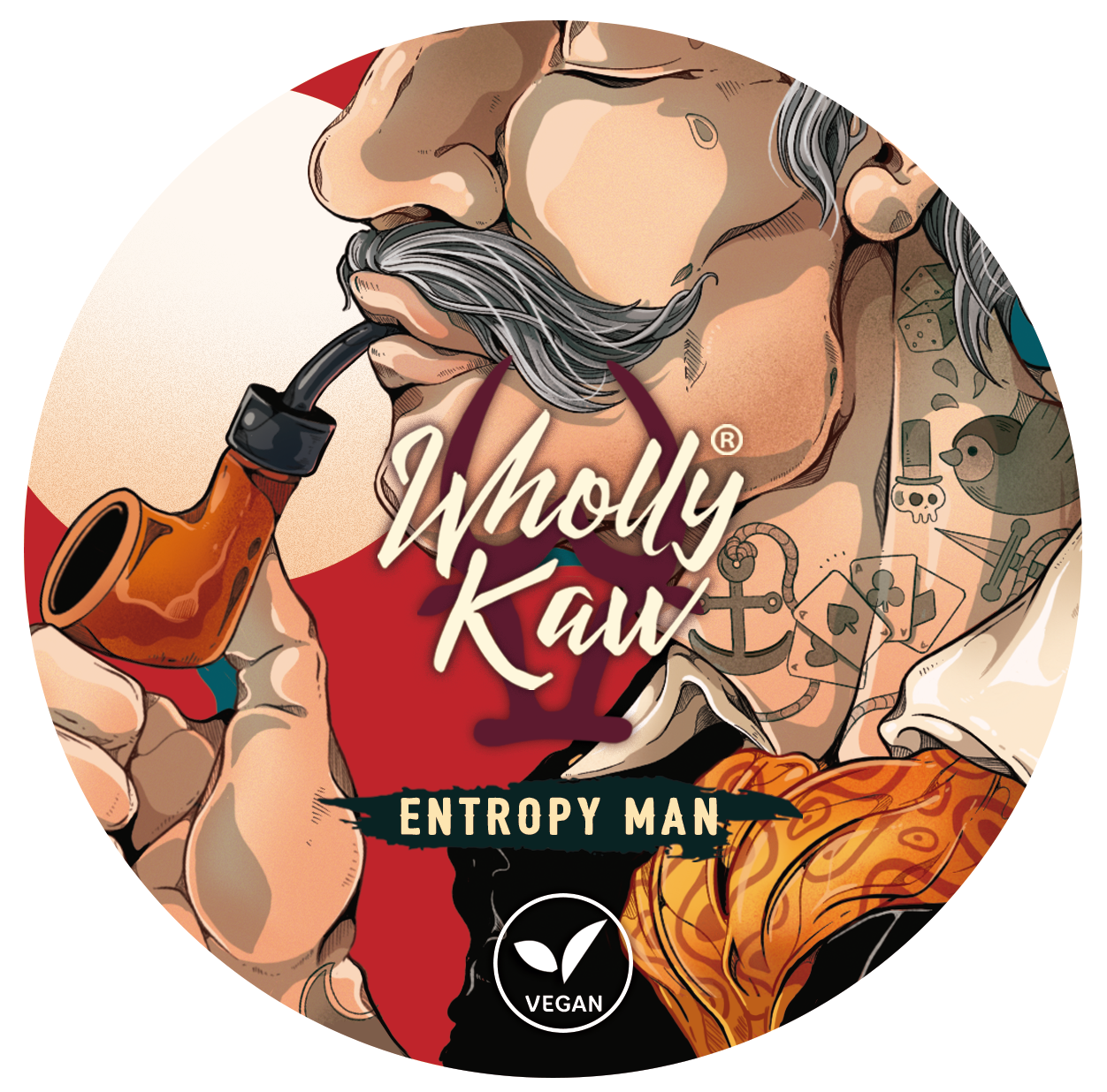 Wholly Kaw - Entropy Man - Soap image
