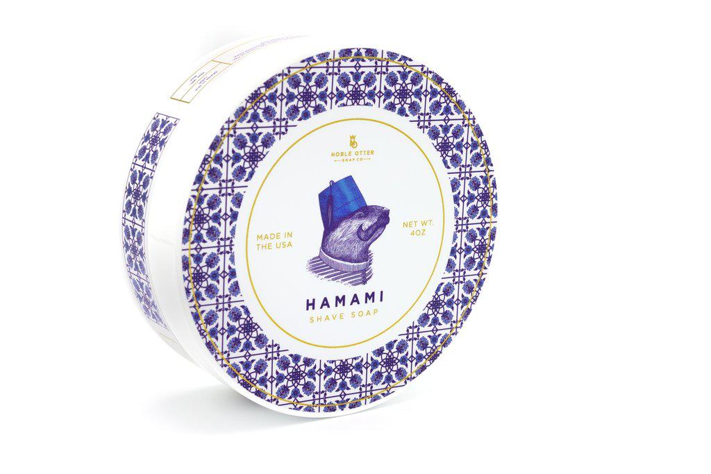 Noble Otter - Hamami - Soap image