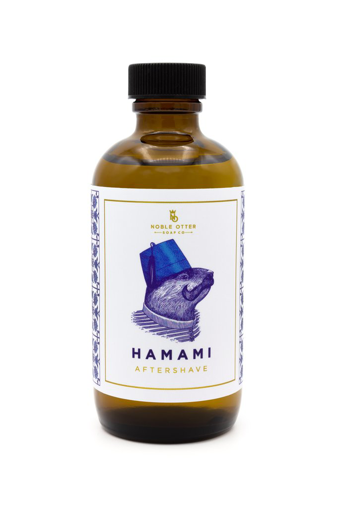 Noble Otter - Hamami - Aftershave image