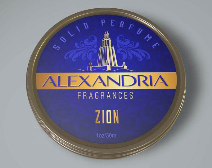 Alexandria Fragrances - Zion - Solid Fragrance image
