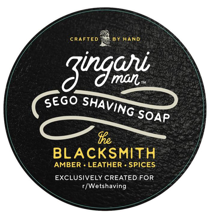 Zingari - Blacksmith - Soap image