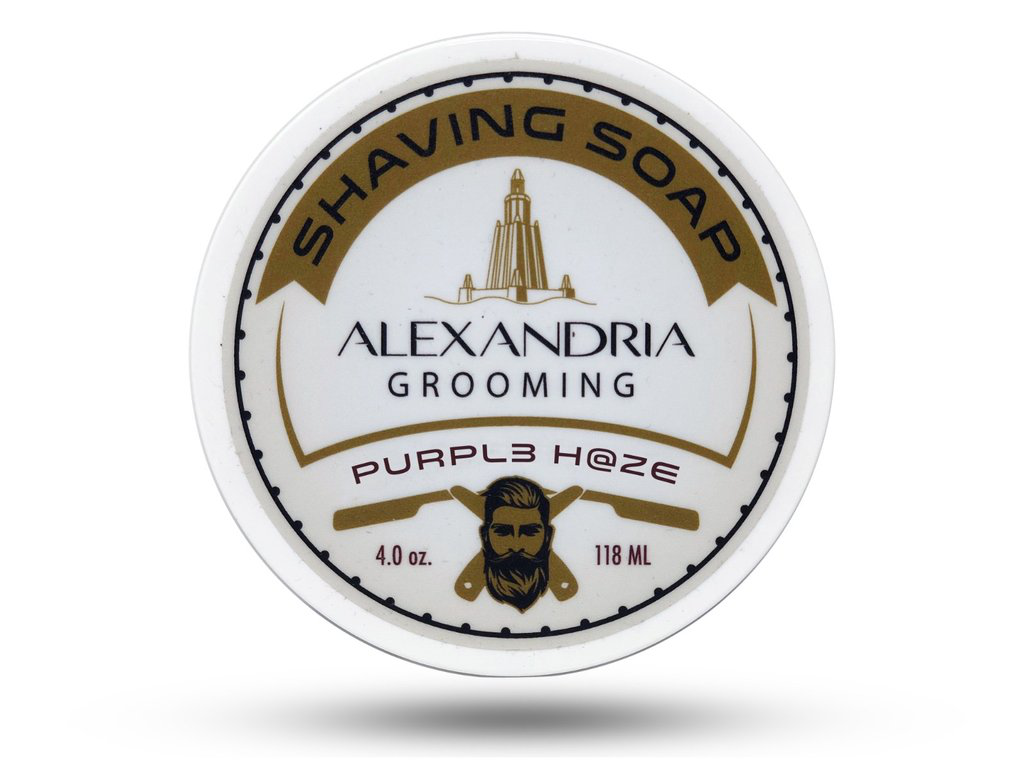 Alexandria Fragrances - Purpl3 H@ze - Soap image