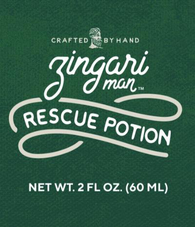 Zingari - Rescue Potion - Serum image