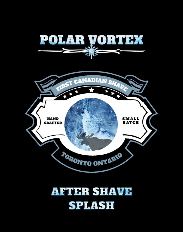First Canadian Shave - Polar Vortex - Aftershave image