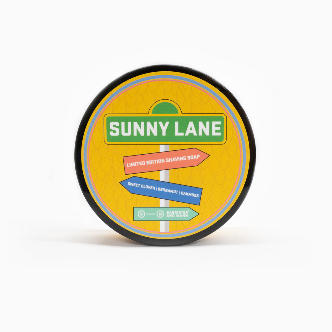Barrister and Mann - Sunny Lane - Soap image