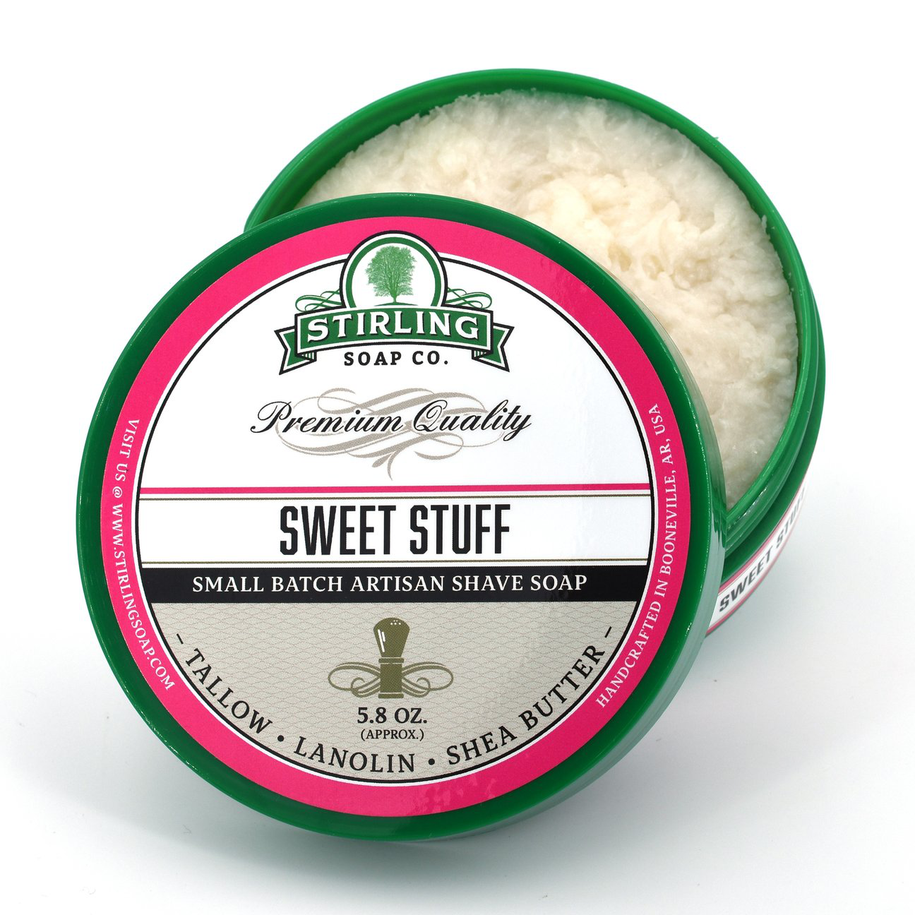 Stirling Soap Co. - Sweet Stuff - Soap image