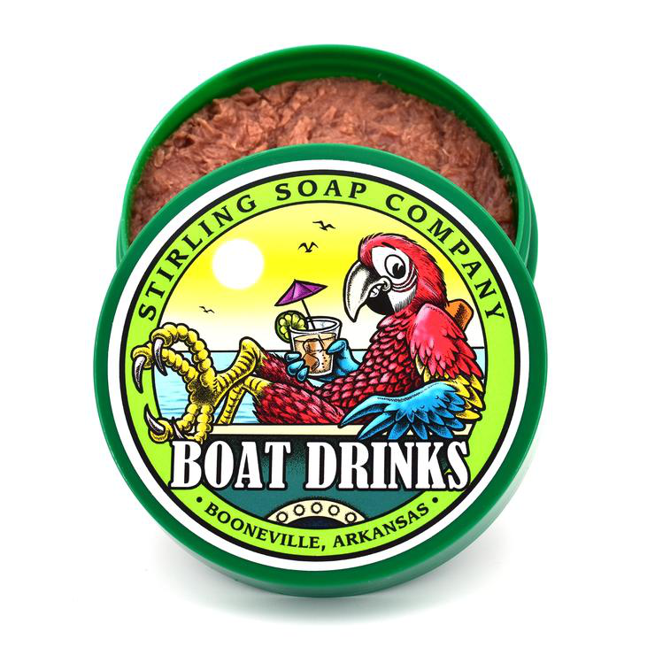 Stirling Soap Co. - Boat Drinks - Soap image