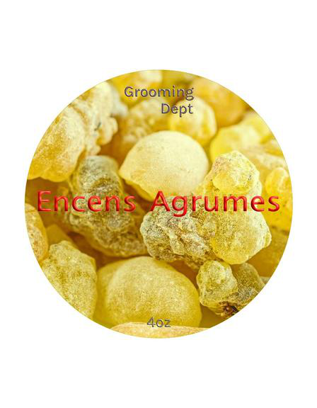 Grooming Dept - Encens Agrumes - Soap image