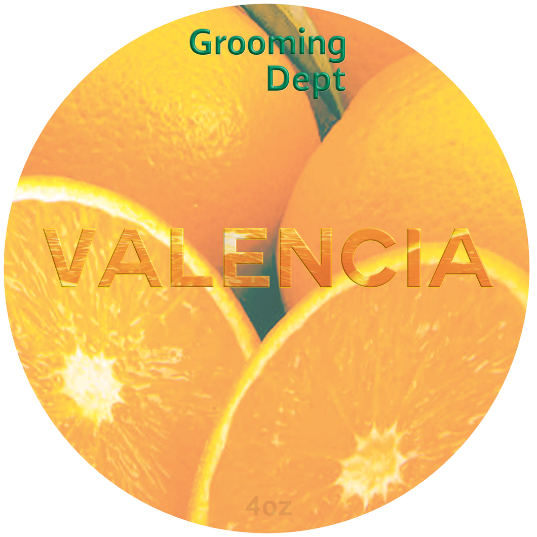 Grooming Dept - Valencia - Soap image