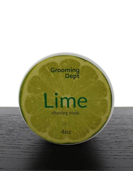 Grooming Dept - Lime - Soap image