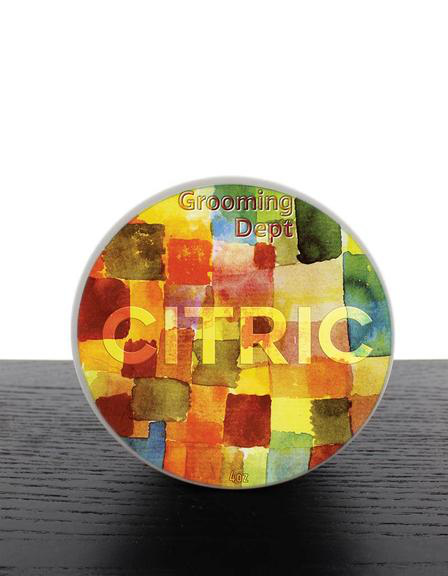 Grooming Dept - Citric - Soap image