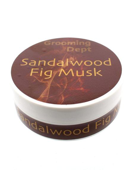 Grooming Dept - Sandalwood, Fig, and Musk - Soap image