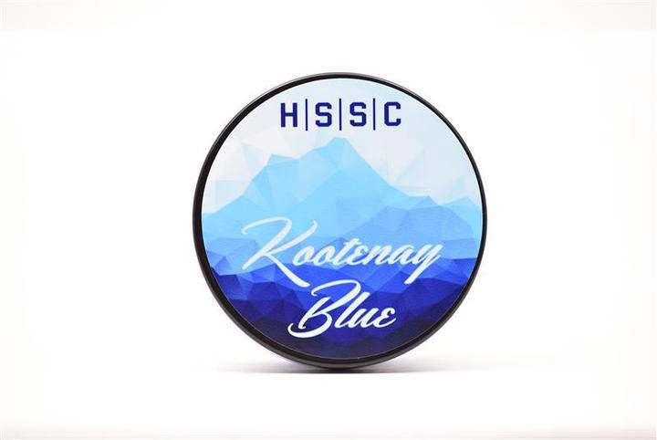 Highland Springs Soap Co. - Kootenay Blue - Soap image
