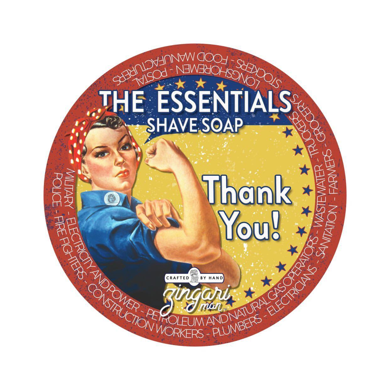 Zingari - The Essentials - Soap image