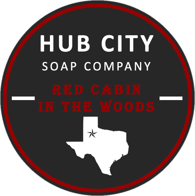 Hub City Soap Company - Red Cabin - Soap image