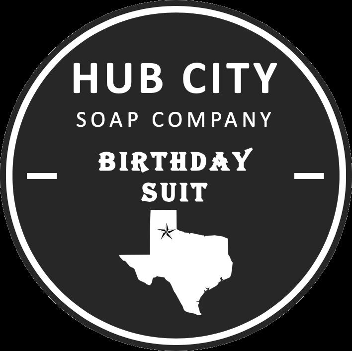 Hub City Soap Company - Birthday Suit - Soap image