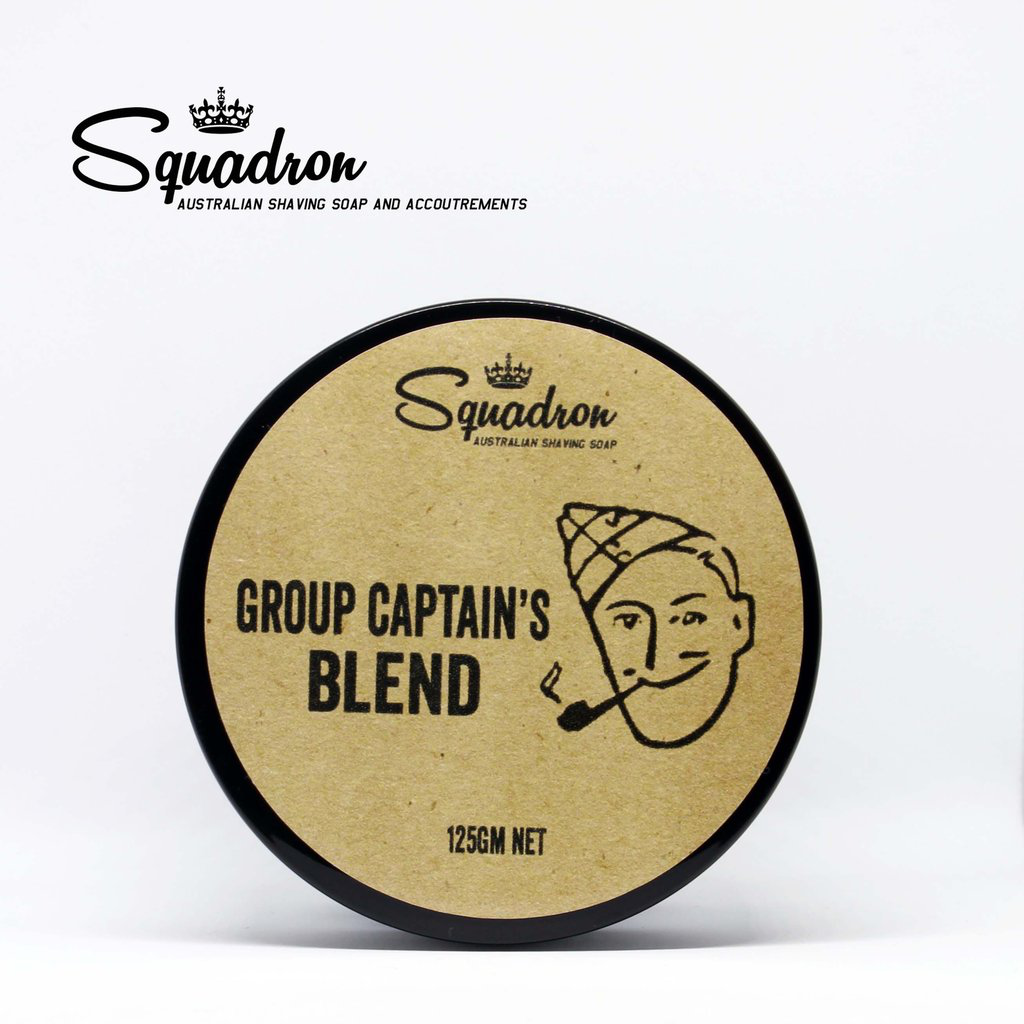Squadron Soap - Group Captain's Blend - Soap image