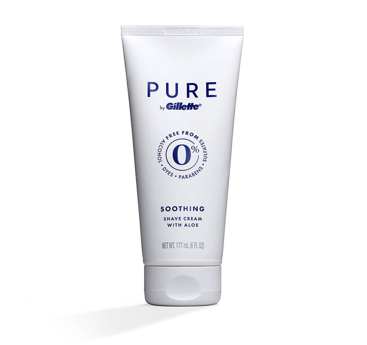 Gillette - Pure - Cream image