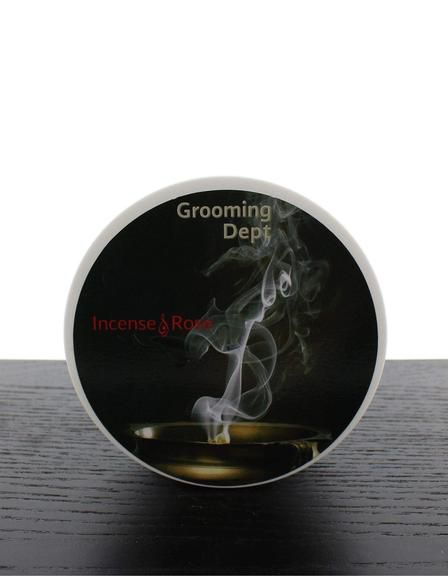 Grooming Dept - Incense and Rose - Soap image