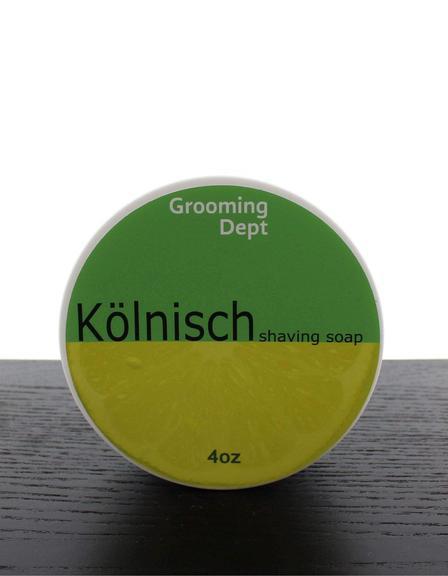 Grooming Dept - Kölnisch - Soap image