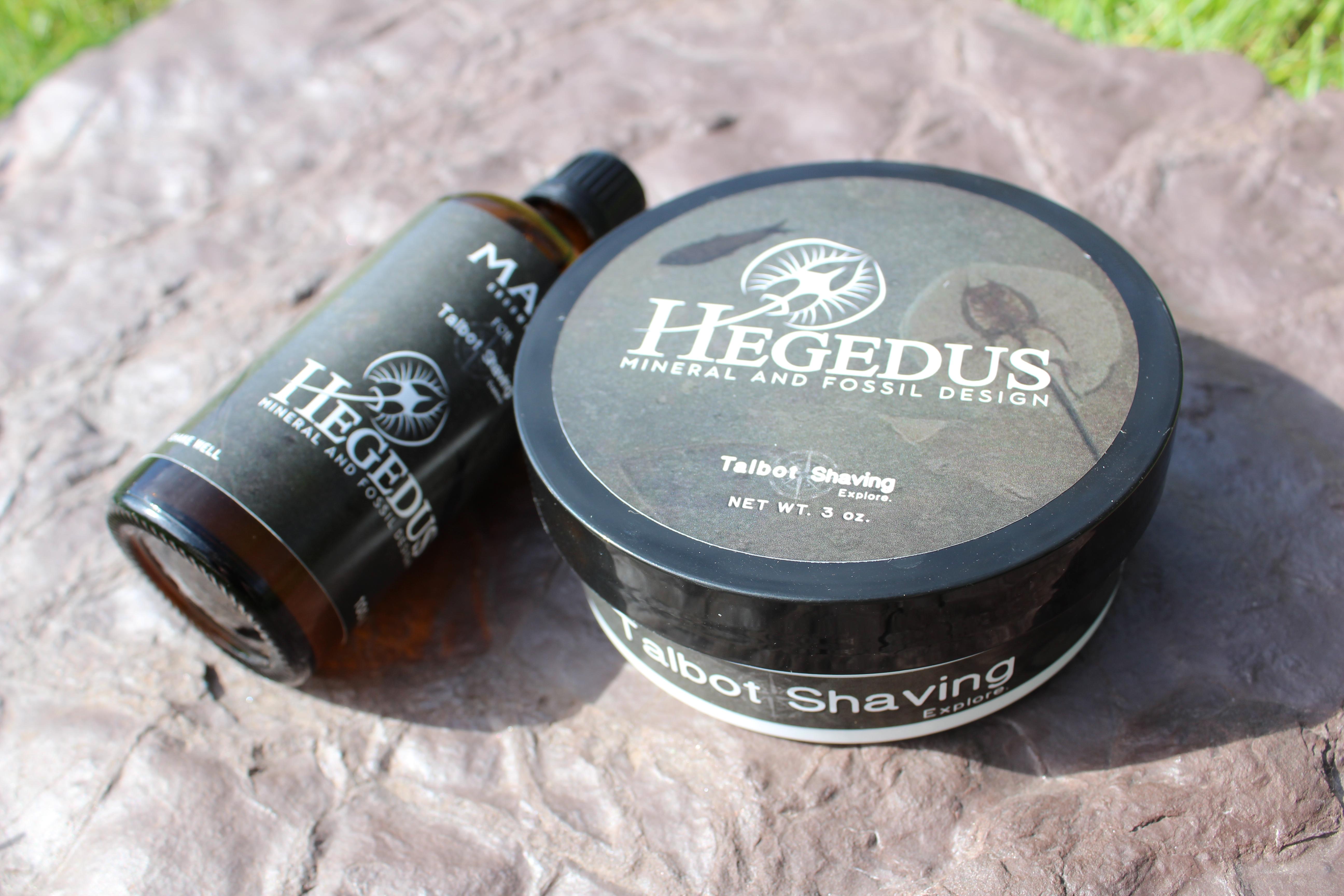 Talbot Shaving - Hegedus Design - Soap image