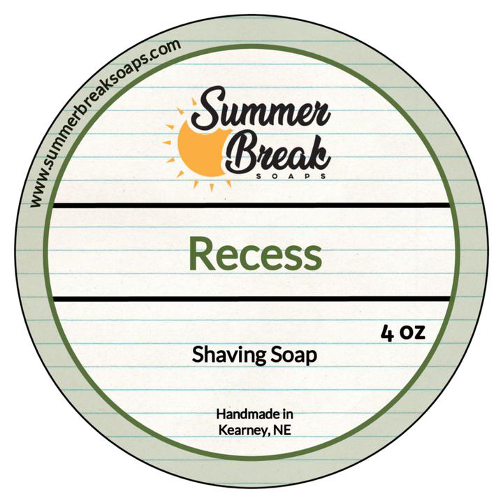 Summer Break Soaps - Recess - Soap image