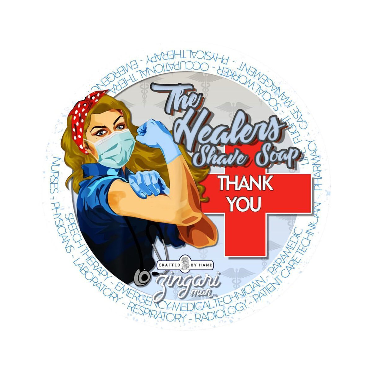 Zingari - The Healers - Soap image