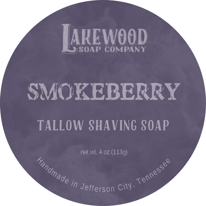 Lakewood Soap Company - Smokeberry - Soap image