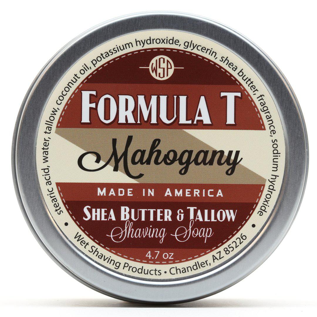 WSP - Formula T Mahogany - Soap image