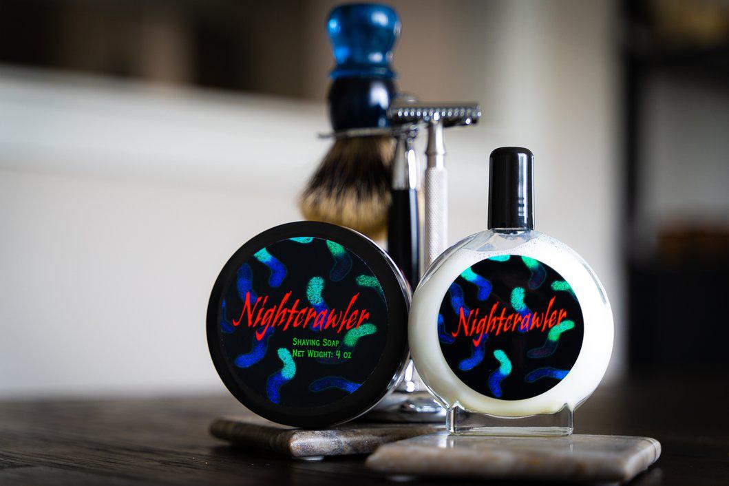 Apex Alchemy Soaps - Nightcrawler - Soap image