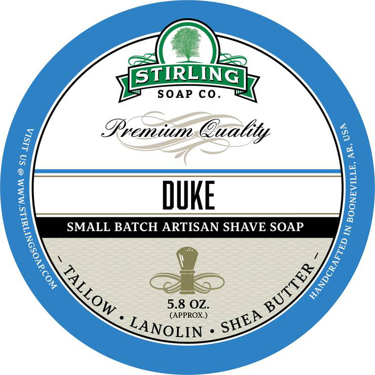 Stirling Soap Co. - Duke - Soap image