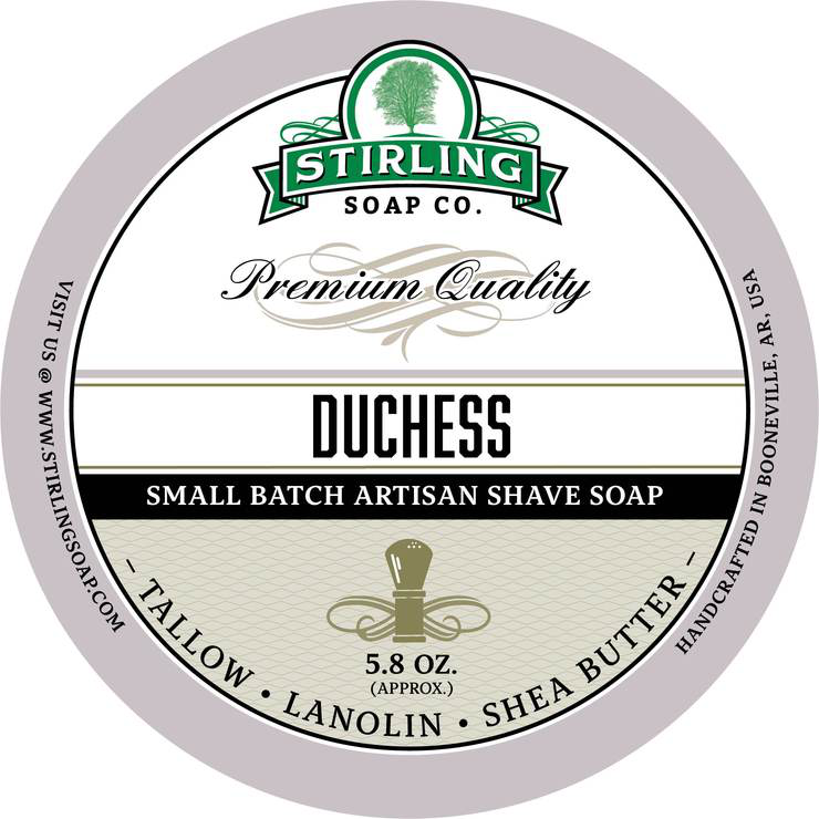Stirling Soap Co. - Duchess - Soap image